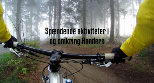 Spændende aktiviteter i og omkring Randers